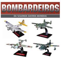 Coleção Aviões Bombardeiros Da Ii Guerra Mundial Avulso