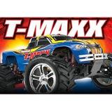 Traxxas T-maxx 2.5 49104-1 Gasolina Y Envio Gratis