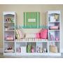 Biblioteca , Módulo, Organizador Infantiles,dormitorio,niños