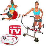 Ejercitador De Abdominales Ab Circle Pro