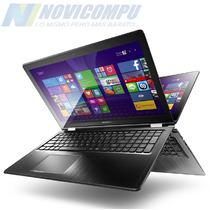 Laptop Lenovo I5 6200+1tb+ 8gb+pant 15 Touch+bt+w10
