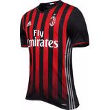 Camisa Do Milan Nova Itália Time Europeu Frete Listrada