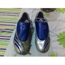 Zapatos De Futbol Campo (de Tacos Adidas F-50 Tunit)
