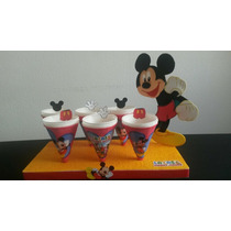 Dispensador Mickey Mouse Chupetero Mickey