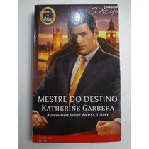 Livro Harlequin Desejo Mestre Do Destino Ed. 204