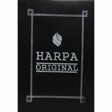 Kit Com 20 Harpa Crista 4 Biblia Botao Media + 4 Pasta P Hin