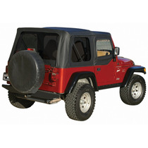 Toldo Suave Capota Jeep Wrangler 1997-2006