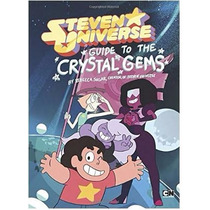 Steven Universe:guide To The Crystal Gems ,entrega Inmediata
