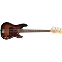 Fender Precision Bass American Standard Preto Rosewood Usa