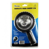 Cilibrim Holofote Farolete 12v Luz De Emergencia Para Carro