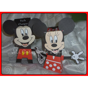 Souvenirs O Golosineros Mickey Mouse