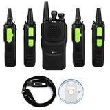 Radio Bfgt1 Para Frec.uhf Especial P/seguridad, Envio Gratis