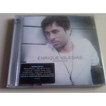 Enrique Iglesias Greatest Hits Cd + Dvd Nuevo Cerrado Nac.
