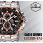 Reloj Casio Edifice Ef-539d-1a5v - 100% Nuevo En Caja