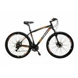 Bicicleta Aluminio Azonic Shimano Aro 29 Freio A Disco 21v