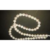 Vendo 24 Perlas De Rio De 7 Mm