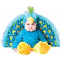 Disfraz De Bebes Primavera De Pavorreal Pavo Niños Niñas