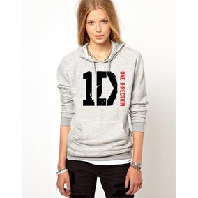 Blusa One Direction Moletom Canguru - Melhor Do Mercado!