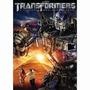 Dvd Transformers 2 A Vinganca Dos Derrotados Com Luva