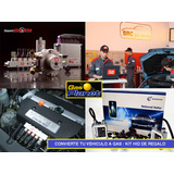 Conversiones A Gas Gnv - Glp 3ra 4ta Y 5ta Generacion Brc