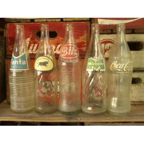 Botellas Fanta Paso De Los Toros Bilz Mirinda Coca Cola