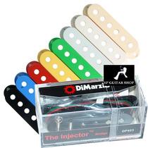 Captador Dimarzio The Injector Dp423 Ponte Cores Diversas