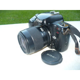 Cámara Fotográfica Nikon N50 A Rollo