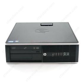 Computador Hp Elite 8300 I5 2400 8gigas Hd 250 Gabinete Slim