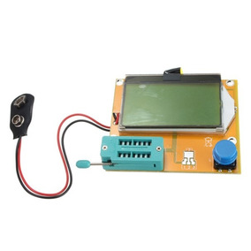 Tester, Medidor Esr, Probador De Capacitores, Transistor