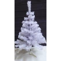 Árbol De Navidad De 60 Cm Blanco