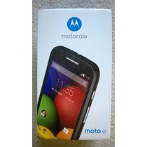 [ Liberado ] Motorola Moto E + $300 De Tiempo Aire