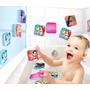 Banho Divertido Princesas Brinquedo 24 Peças Eva - Líder