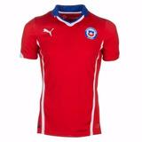Camiseta Selección Chilena Puma Talla M Nueva Original