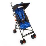 Carrinho De Bebê Umbrella Stillo B8-s - 0 A 15kg - Azul