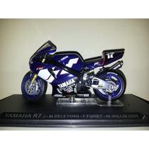 Motocicleta Yamaha R7 Colección Bike Race1/24 Ixo Model
