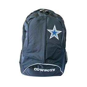 Mochila Backpack Nfl Oficial Dallas Cowboys Sin Envio