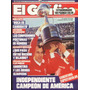 El Grafico Independiente Campeon America 1984
