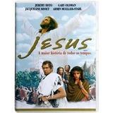Dvd - Jesus A Maior História De Todos Os Tempos - Lacrado