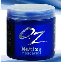 Máscara Oz Matiz Blue 500 Gr