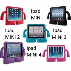 Capa Case Infantil Anti-choque/impacto Para Ipad Mini