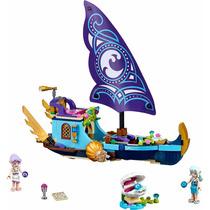 Lego Elves 41073: La Gran Aventura De Barco De Naida