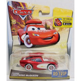 Disney Cars Road Trip Cruisin Rayo Mcqueen Viaje 2016 Mattel