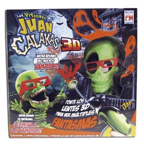 Las Visiones De Juan Calakas 3d Fantasmita Johnny Titanweb