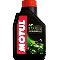 Oleo Para Moto Motul 5100 10w40 4t Technosynthese Importado!