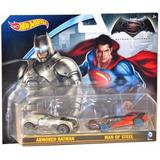 Autitos Autito Armored Batman V Superman Coleccion Hotweels