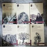 Paquete De Libros De Friedrich Nietzsche (6 Libros)