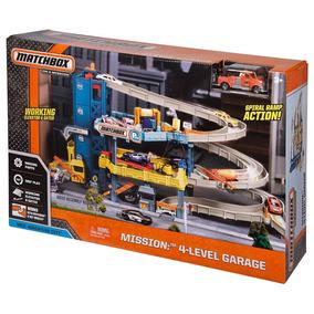 Matchbox 4-level Garage Play Set Autopista