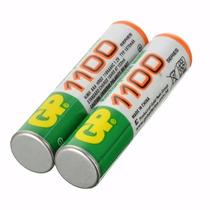 Pilas Recargable Aaa Gp 1100 Mah Triple A Bateria Nimh
