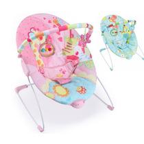 Mecedora Kiddy-silla-bebesit-bouncer +vibrador+juguetes