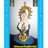 Imagenes Religiosas En Masa Flexible